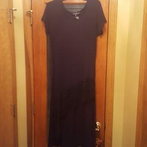 Ashley Stewart Black Dress, NWOT